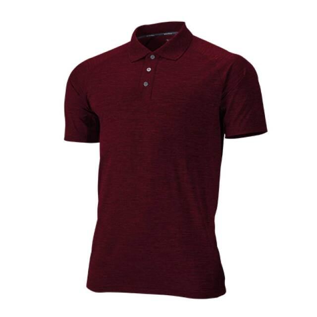 【Wundou】 フィットネスポロシャツ #P715