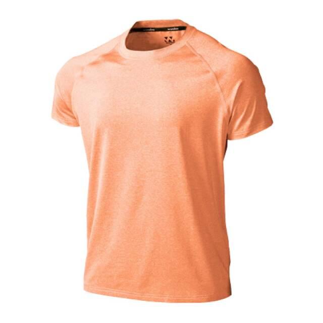 【Wundou】 フィットネスストレッチTシャツ #P810