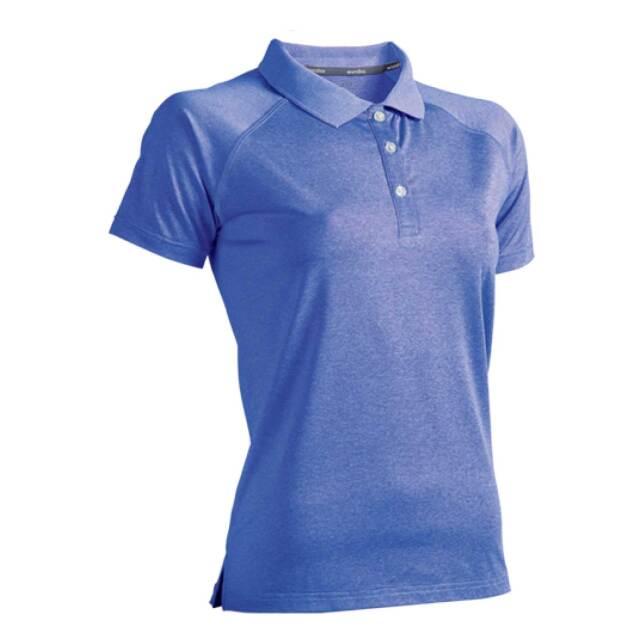 【Wundou】 ウィメンズフィットネスストレッチポロシャツ #P825