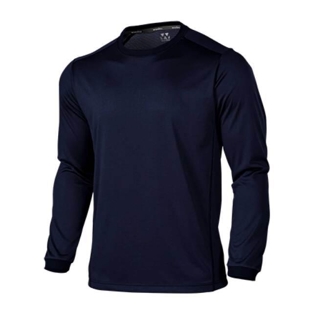 【Wundou】 アウトドアデオドラントロングスリーブシャツ #P950