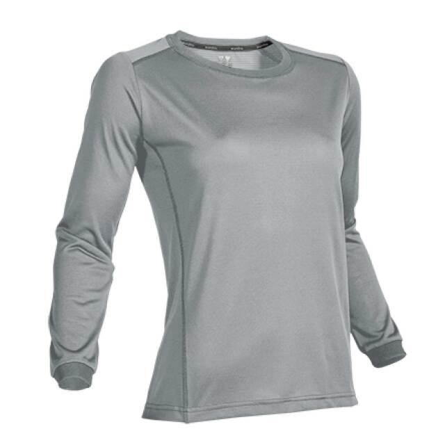 【Wundou】 ウィメンズアウトドアデオドラントロングスリーブシャツ #P960*1.1