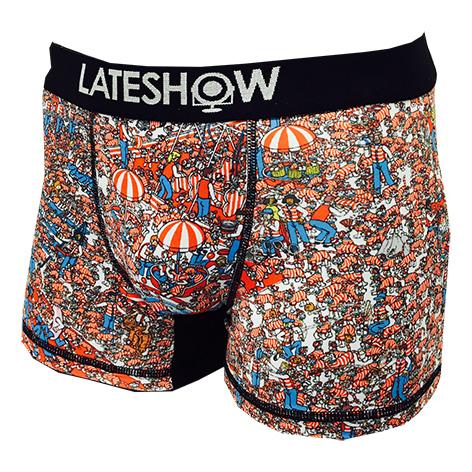 LATESHOW(レイトショー)/ボクサーパンツ/ウォーリー/LandOfWoofs