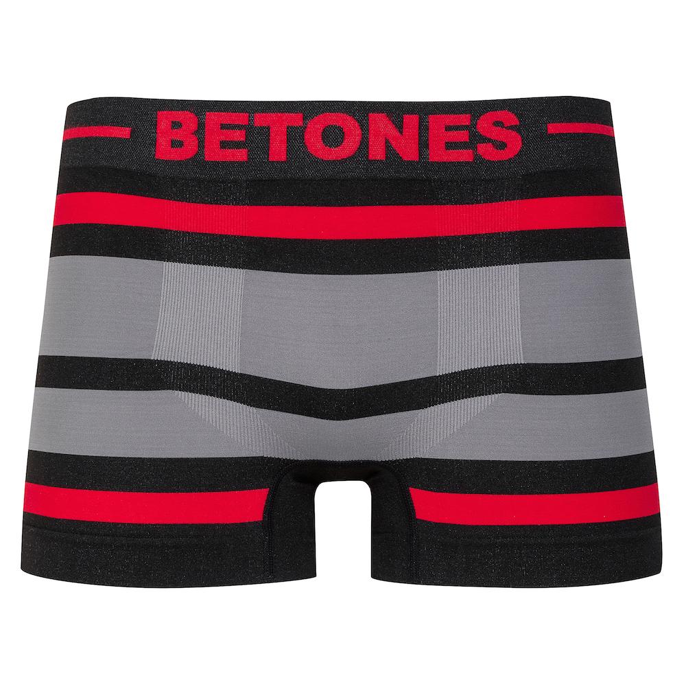 BETONES(ビトーンズ)/BLACK AKER(RED×GARY)