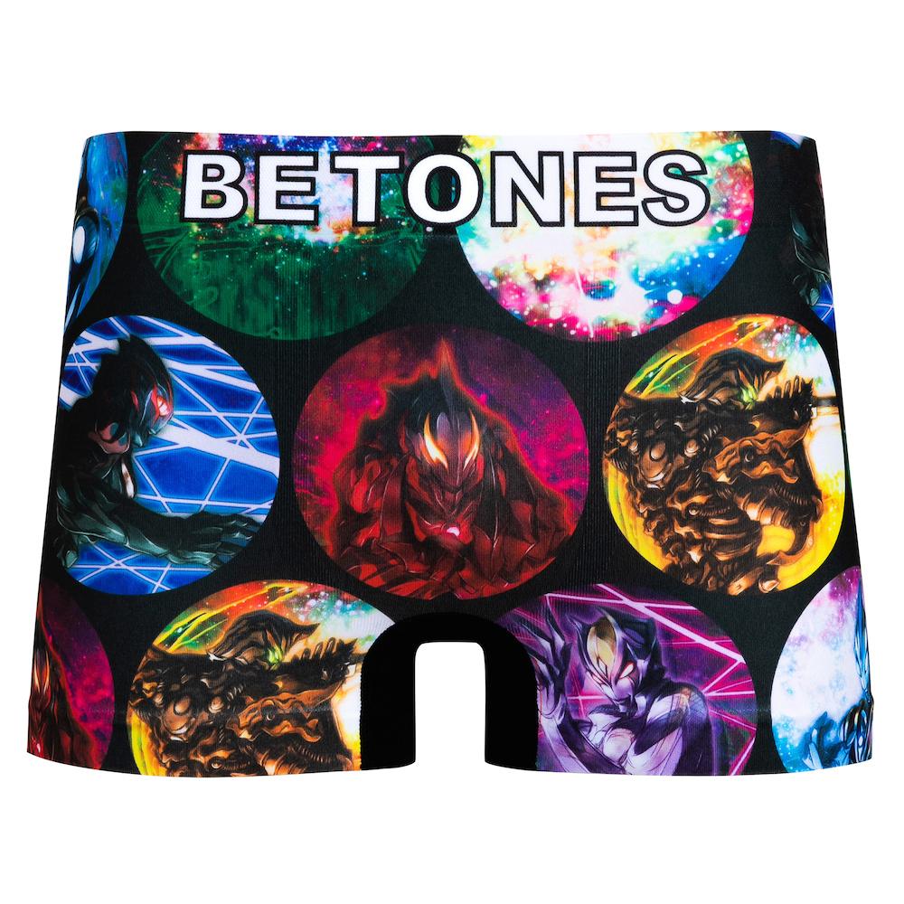 BETONES(ビトーンズ)/DARKNESS HEELS(MIX)