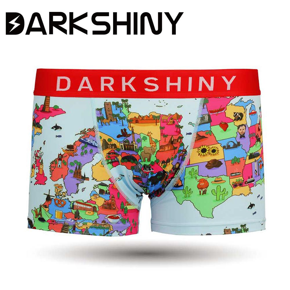 DARK SHINY(ダークシャイニー)/CARTOON MAP カートゥーンマップ