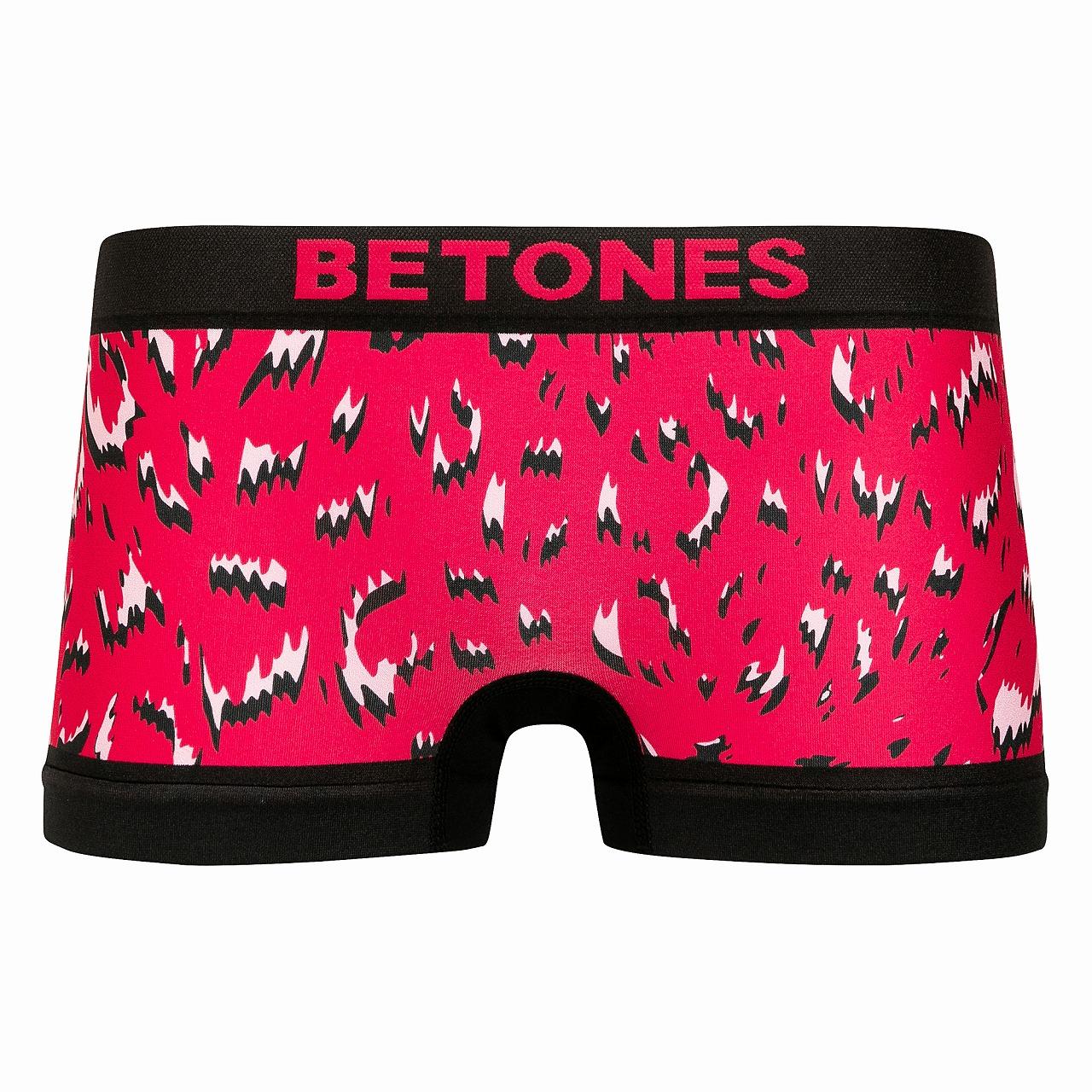 BETONES(ビトーンズ)/LEOPARD3(PINK)-Lady's