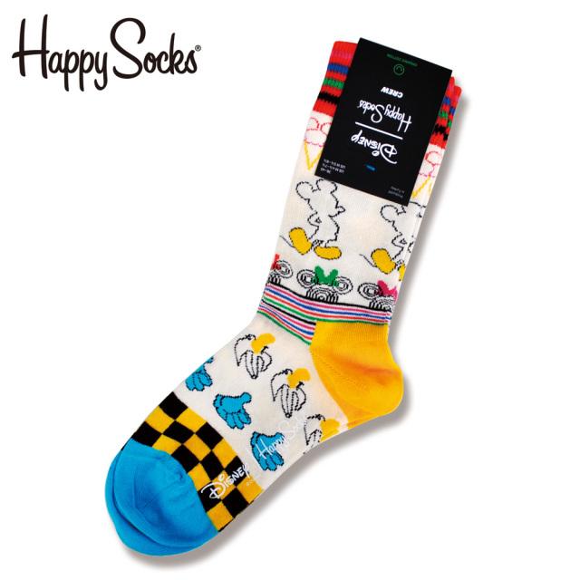Happy Socks(ハッピーソックス)/【Disneyディズニーコラボ】Sunny Sketch(サニー スケッチ )