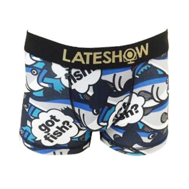 LATESHOW(レイトショー)/GO FISH?