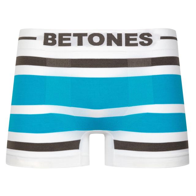 BETONES(ビトーンズ)/AKER(BROWN×TURQUOISE)