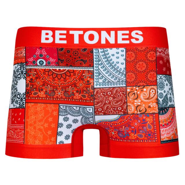 BETONES(ビトーンズ)/BANDANA(RED)