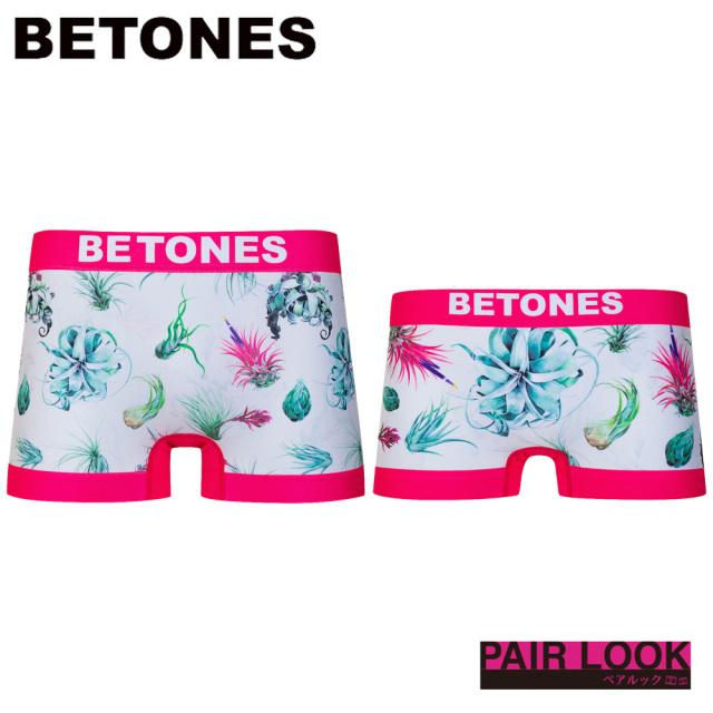 BETONES(ビトーンズ)/ペア商品 BOTANICAL(PINK)