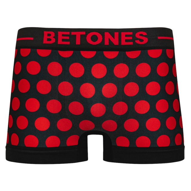 BETONES(ビトーンズ)/BUBBLE6(RED)