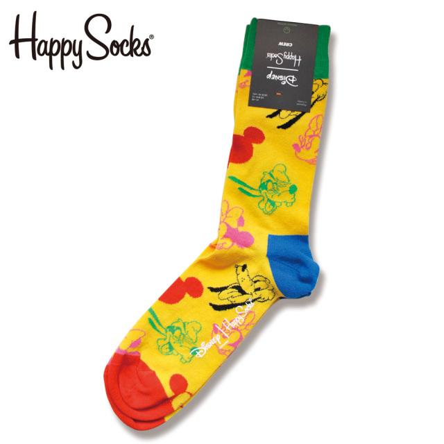 Happy Socks(ハッピーソックス)/【Disneyディズニーコラボ】All Smiles Sock