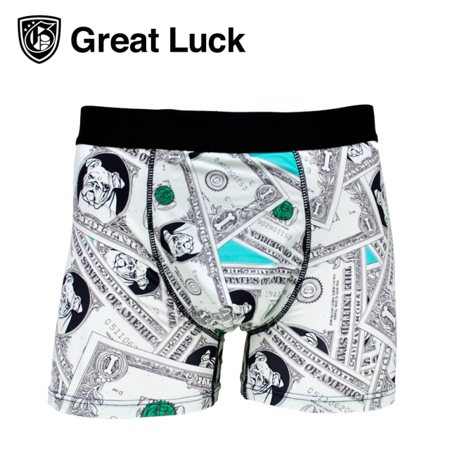 Great Luck(Designed in Japan)/JO ドル札