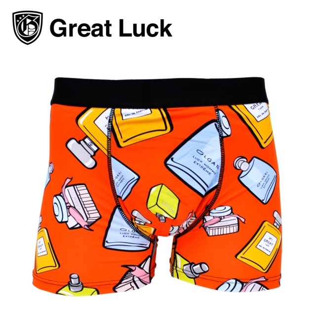 Great Luck(Designed in Japan)/香水(レッド)