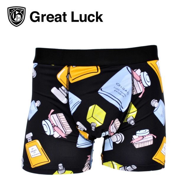 Great Luck(Designed in Japan)/香水(ブラック)