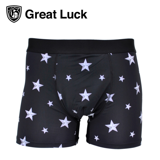 Great Luck(Designed in Japan)/スター(シルバー)