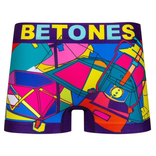 BETONES(ビトーンズ)/GO CAMPING(BLUE)