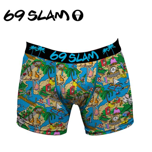 69SLAM(ロックスラム)/BALI
