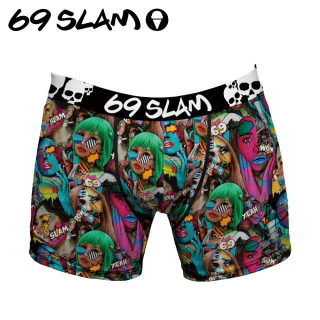 69SLAM(ロックスラム)/POP ART