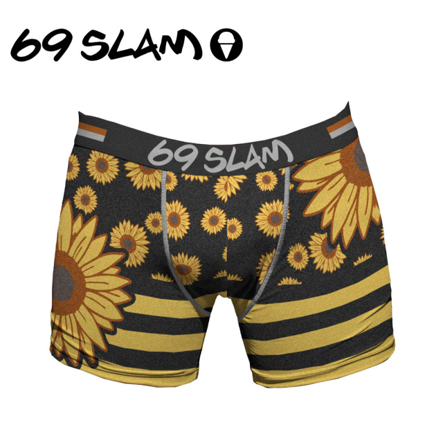69SLAM(ロックスラム)/【数量限定】SUNFLO GREY