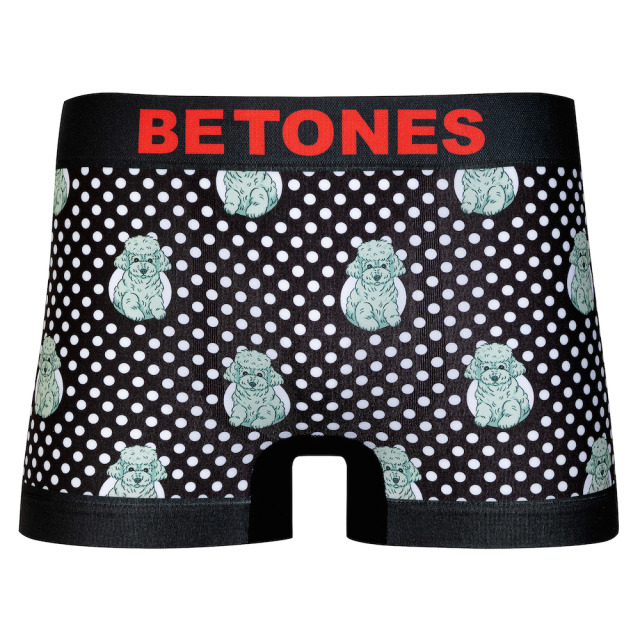 BETONES(ビトーンズ)/MOCHA(BLACK)
