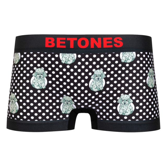 BETONES(ビトーンズ)/MOCHA(BLACK)-Lady's-