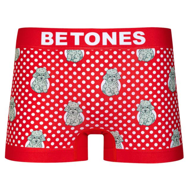 BETONES(ビトーンズ)/MOCHA(RED)