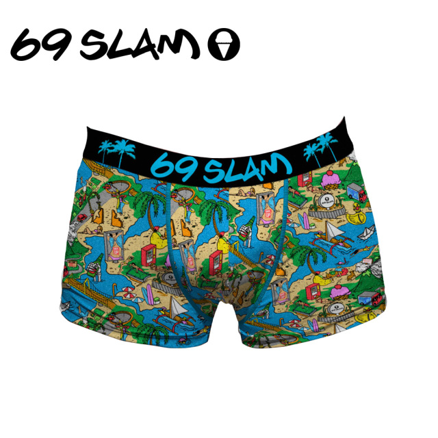 69SLAM(ロックスラム)/【ショート丈】 BALI