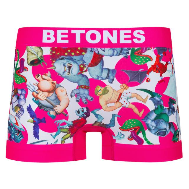 BETONES(ビトーンズ)/帰ってきた 魔界村(PINK)