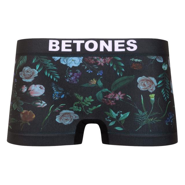 BETONES(ビトーンズ)/ROSE(BLACK)-Lady's
