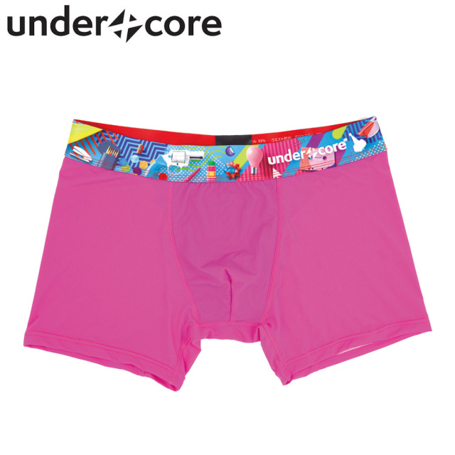 UNDERXCORE (アンダーコア)/pink time pink