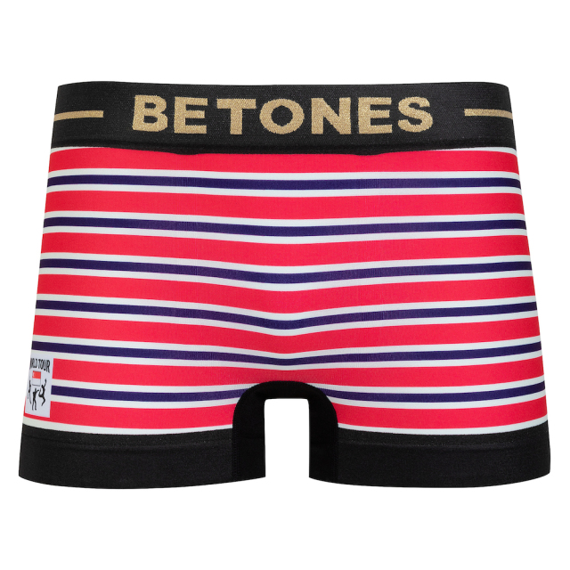BETONES(ビトーンズ)/WORLD TOUR -SINGAPORE-(シンガポール)