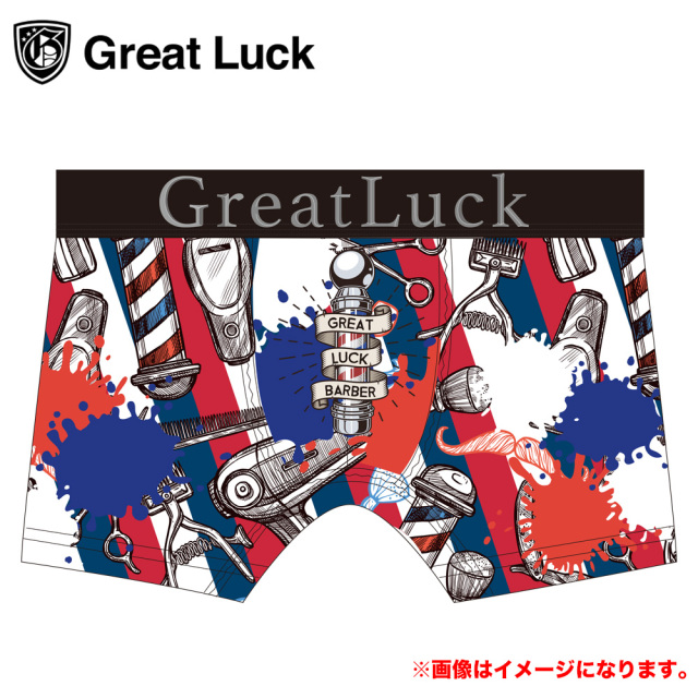 Great Luck(Designed in Japan)/グレイトラック BARBER ITEM