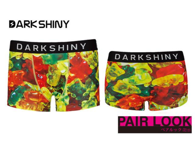 DARK SHINY(ダークシャイニー)/ペア商品 BEAR CANDIES