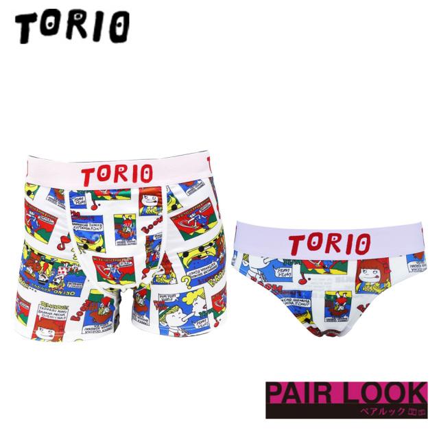 TORIO(トリオ)/ペア商品 コミック(Tバック)