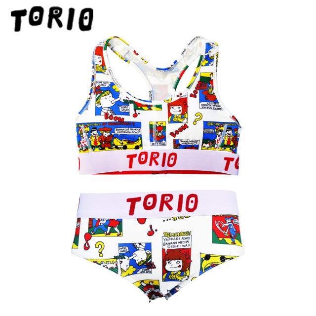 TORIO(トリオ)/LADY'Sブラジャー・パンツSET コミック