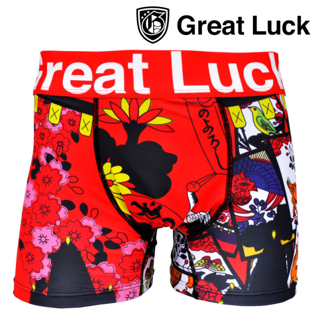 Great Luck(made inJAPAN)/JO 花札 清水の舞台