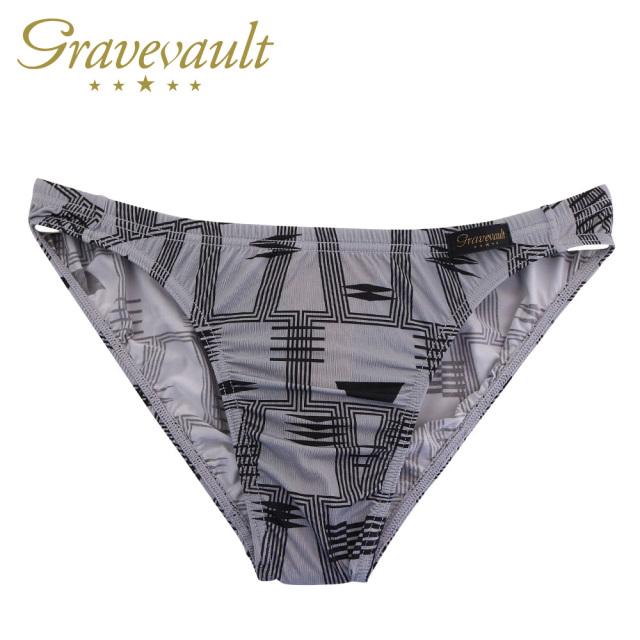Gravevault(グレイブボールト)/Nasca Bikini(グレー)
