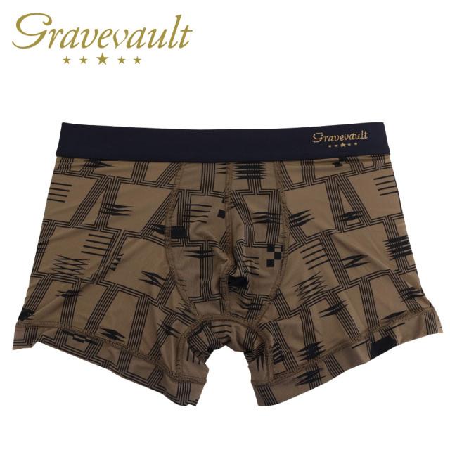Gravevault(グレイブボールト)/Nasca(ブラウン)