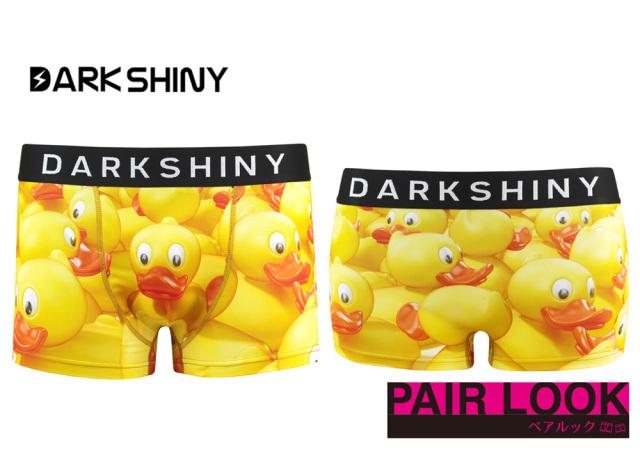 DARK SHINY(ダークシャイニー)/ペア商品 YELLOW DUCK