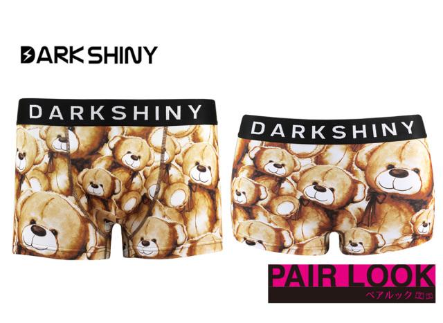 DARK SHINY(ダークシャイニー)/ペア商品 TEDDY BEAR