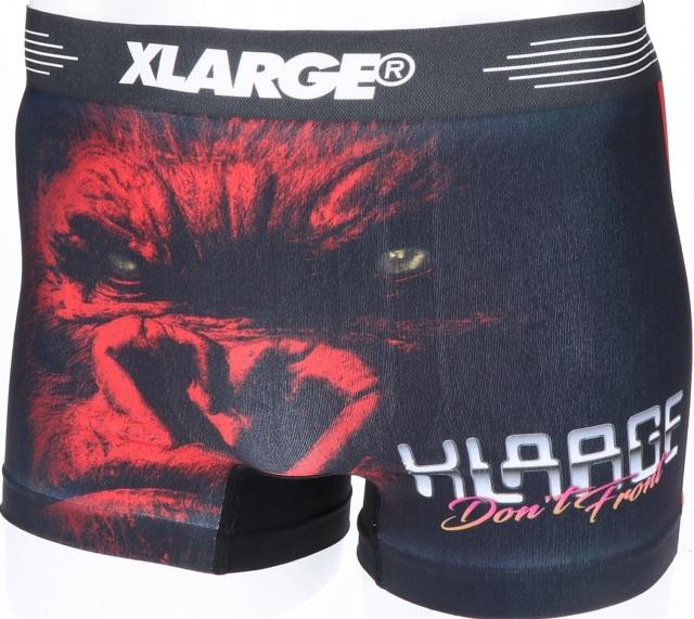 X-LARGE(エクストララージ)/リアル(RED)