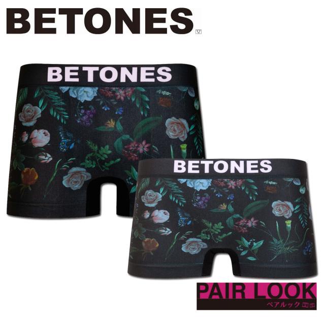 BETONES(ビトーンズ)/ペア商品 ROSE BLACK(BLACK)