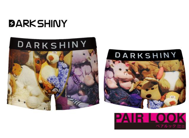 DARK SHINY(ダークシャイニー)/ペア商品 STUFFED ANIMALS