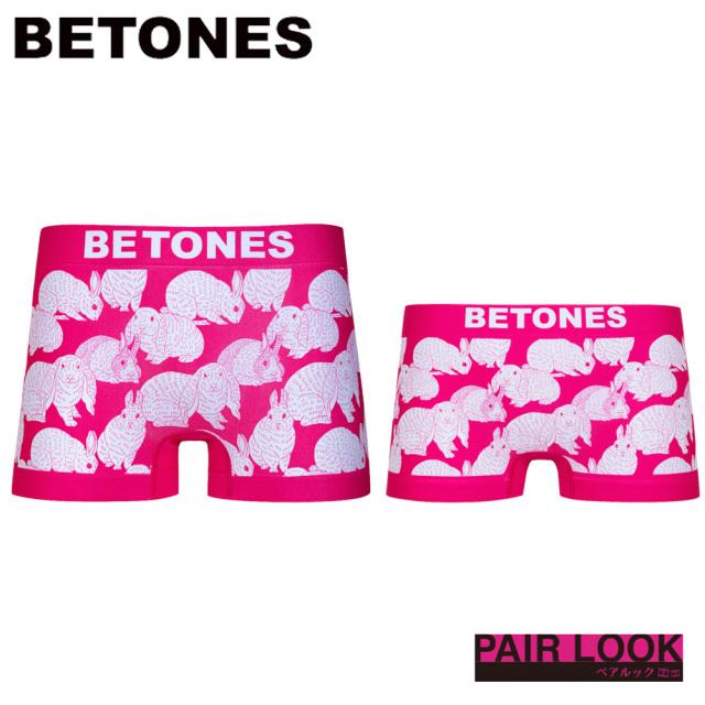 BETONES(ビトーンズ)/ペア商品 TINO(PINK)