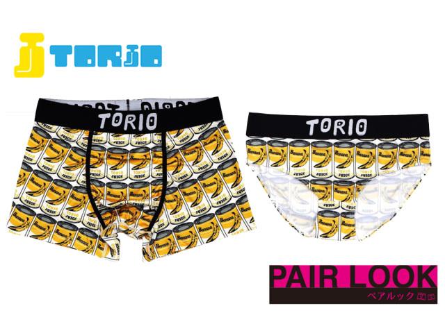 TORIO(トリオ)/ペア商品 バナナ缶