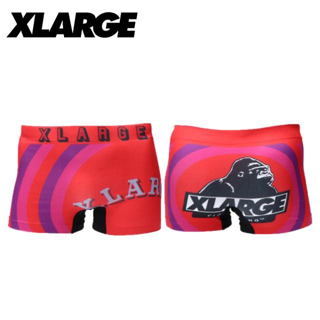 X-LARGE(エクストララージ)/成型サークル (ピンク)