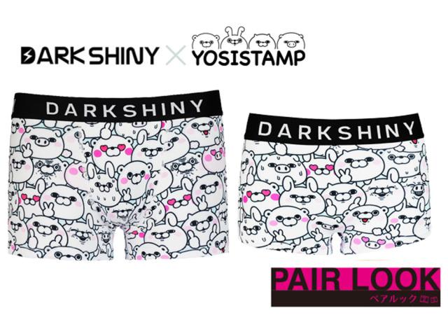 DARK SHINY(ダークシャイニー)/ペア商品 DARK SHINY ×YOSISTAMP Emoji