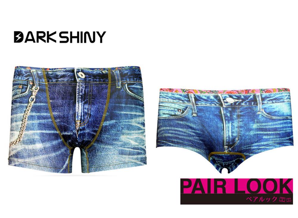 DARK SHINY(ダークシャイニー)/ペア商品 Denim